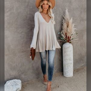 Laurie Belle Sleeve Tunic